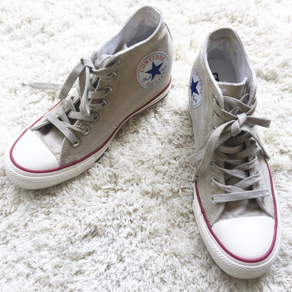 d054411b2eb7 Converse Shoes - Converse All Star Chuck Taylor Wedge Sneakers